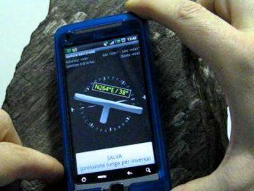 bussola digitale come usarla
